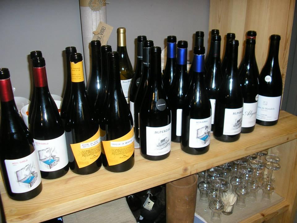 Os 8 viños da cata