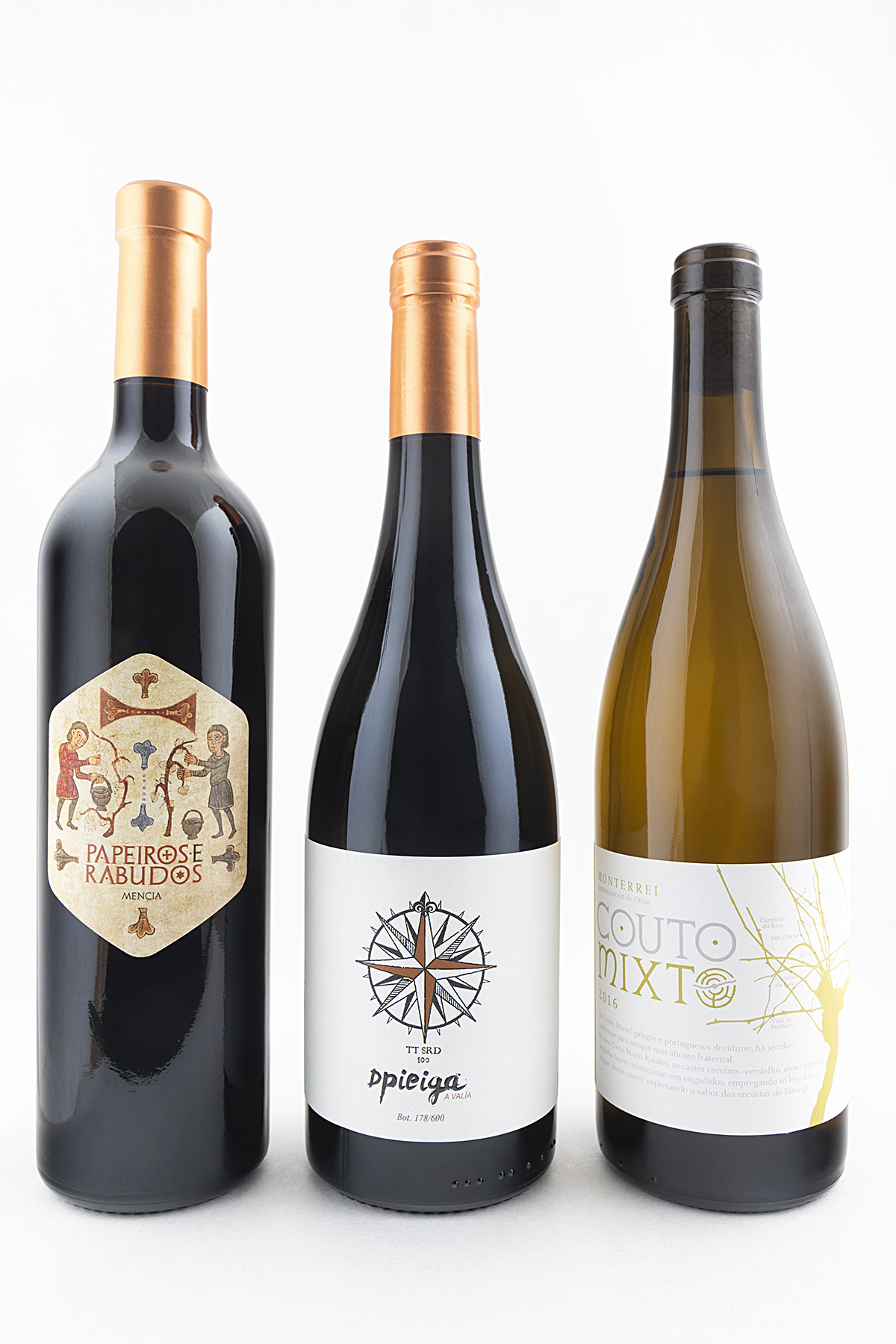 3 botellas | Serodos | 45 €