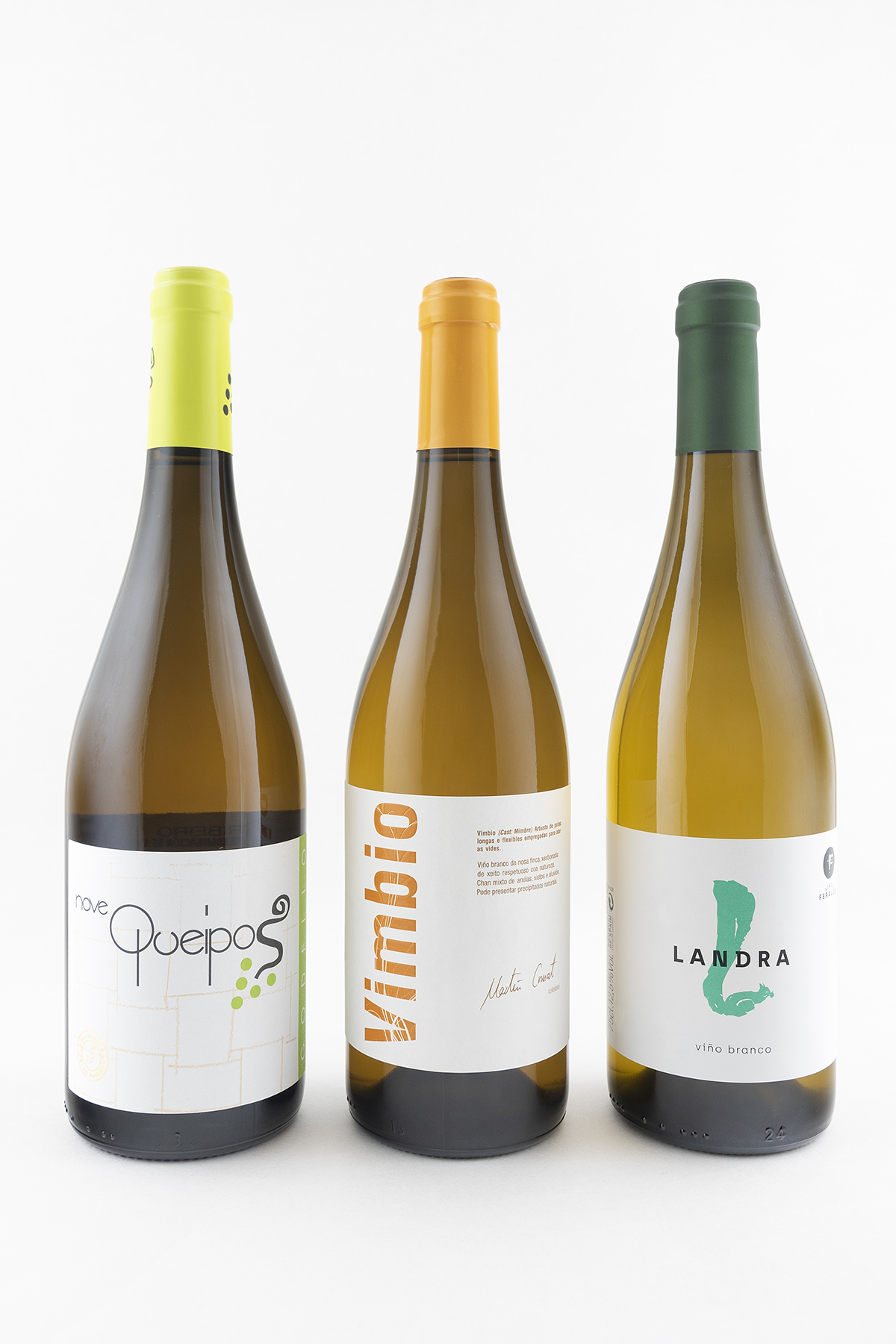3 botellas | Vimbio | 42,65 €