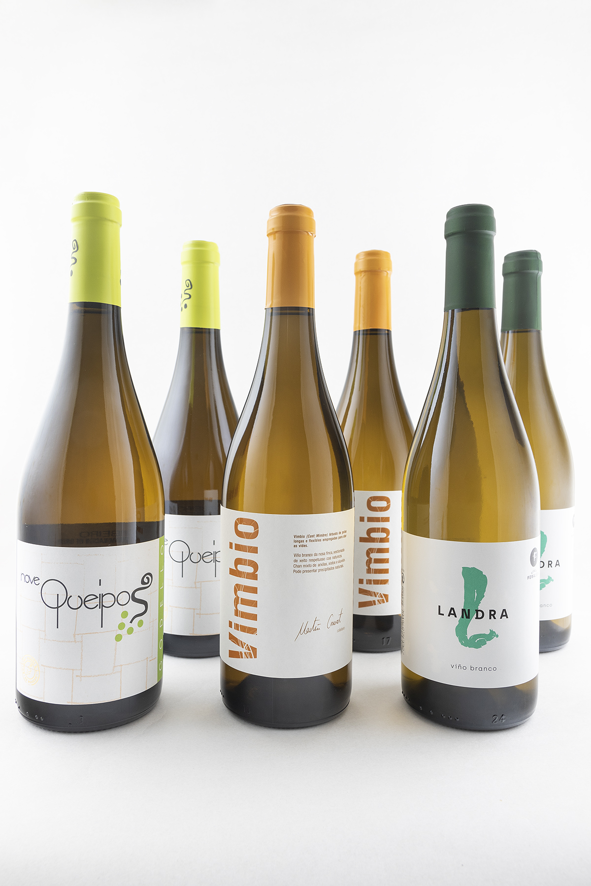 6 botellas | Vimbio | 81 €